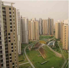 1700 sqft, 3 bhk Apartment in Unitech Unitech Horizon Sector Phi, Greater Noida at Rs. 55.0000 Lacs