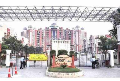 1330 sqft, 3 bhk Apartment in Eldeco Green Meadows PI, Greater Noida at Rs. 14000