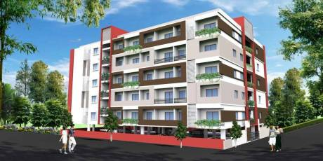 1170 sqft, 2 bhk Apartment in A Knight Ventures and Shivadurga Constructions Shivadurga Gokulam 8th Phase JP Nagar, Bangalore at Rs. 45.0000 Lacs
