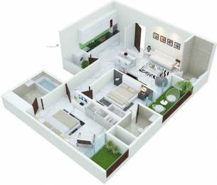 885 sqft, 2 bhk Apartment in Builder roshan park Roha, Raigad at Rs. 30.9750 Lacs