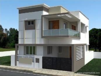 1247 sqft, 3 bhk Villa in Builder green enclave royal villas Devanagonthi, Bangalore at Rs. 56.0000 Lacs