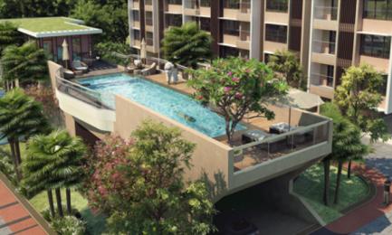 2280 sqft, 3 bhk Apartment in Kalpataru Kalpataru Yashodhan Ville Parle West, Mumbai at Rs. 5.7500 Cr
