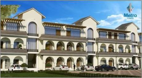 2600 sqft, 4 bhk Villa in MP Metro Towers Features For A Richer Life Villa Dhakoli, Zirakpur at Rs. 77.0000 Lacs