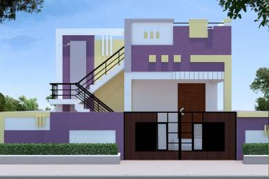 600 sqft, 2 bhk Villa in Builder Project Sulur, Coimbatore at Rs. 29.3000 Lacs