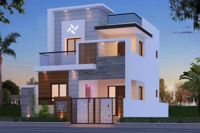 1500 sqft, 2 bhk Villa in Builder Agaram Avenue CHIL SEZ IT Park, Coimbatore at Rs. 43.4500 Lacs