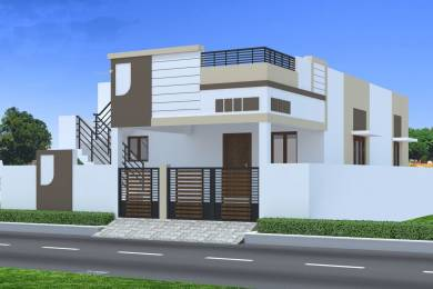 1215 sqft, 3 bhk Villa in Builder Airwin Garden Sulur, Coimbatore at Rs. 36.1100 Lacs