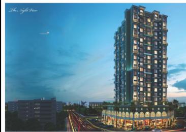 1300 sqft, 2 bhk Apartment in Varsha Balaji Heritage Kharghar, Mumbai at Rs. 1.6000 Cr
