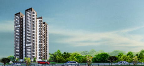 1296 sqft, 3 bhk Apartment in Confident Iris Kakkanad, Kochi at Rs. 62.0000 Lacs
