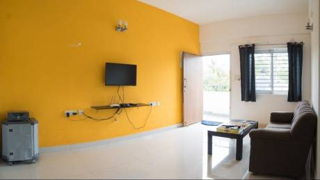 900 sqft, 1 bhk Apartment in Builder Cadbury StayAbode Malleshwaram West, Bangalore at Rs. 35000