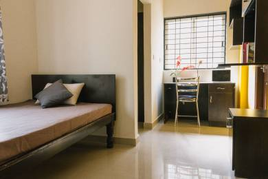 250 sqft, 1 bhk Apartment in Builder Jeeves StayAbode Doddanekundi, Bangalore at Rs. 18500