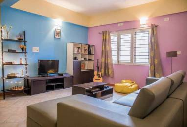 200 sqft, 1 bhk Apartment in Builder Rosie StayAbode BTM Layout, Bangalore at Rs. 23000