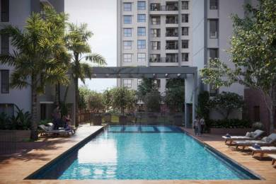 1362 sqft, 3 bhk Apartment in Godrej Green Glades Near Nirma University On SG Highway, Ahmedabad at Rs. 66.0000 Lacs