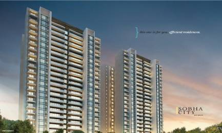 2003 sqft, 3 bhk Apartment in Sobha City Sector 108, Gurgaon at Rs. 2.0000 Cr