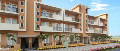 1093 sqft, 2 bhk Apartment in Central Park Flamingo Floors Sector 33 Sohna, Gurgaon at Rs. 59.0000 Lacs