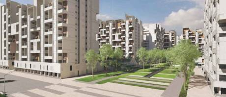 1130 sqft, 2 bhk Apartment in Rohan Abhilasha Building A Wagholi, Pune at Rs. 13000