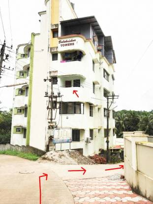 955 sqft, 2 bhk Apartment in Builder Project Nanthoor, Mangalore at Rs. 27.0000 Lacs