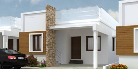 858 sqft, 2 bhk Villa in Builder whitefieldvillass Whitefield Hope Farm Junction, Bangalore at Rs. 46.1340 Lacs