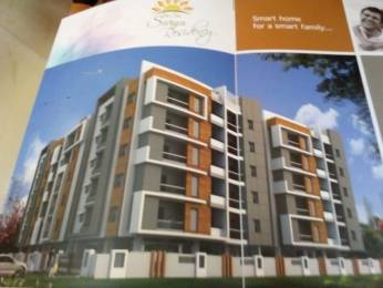 1380 sqft, 3 bhk Apartment in Builder SRI SAI SURYA RESIDENCY Bakkanapalem Road, Visakhapatnam at Rs. 47.5400 Lacs