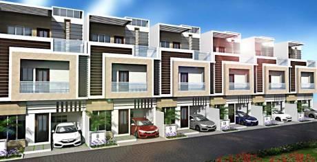 1157 sqft, 2 bhk Apartment in Renowned Lotus Sristhi Crossing Republik, Ghaziabad at Rs. 38.5000 Lacs