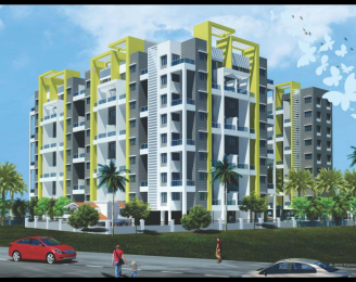 960 sqft, 2 bhk Apartment in Sonigara Excluzee Wakad, Pune at Rs. 63.4000 Lacs