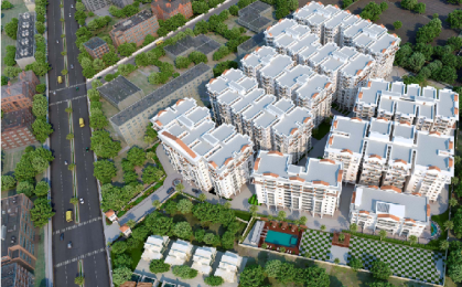 3895 sqft, 4 bhk Apartment in Undavalli Srivalli Pravas Kaza, Guntur at Rs. 1.6700 Cr