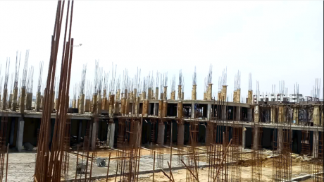 1850 sqft, 3 bhk Apartment in Builder SLV Amaravathi Grand Gunadala, Vijayawada at Rs. 81.4000 Lacs