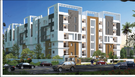1485 sqft, 3 bhk Apartment in Builder Temple Tree Park Nallapadu, Guntur at Rs. 47.5200 Lacs