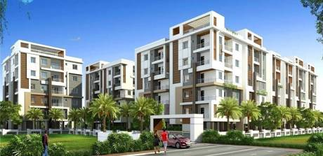 1928 sqft, 3 bhk Apartment in Builder Bhuvana Vijayam Tadepalli, Guntur at Rs. 86.7600 Lacs
