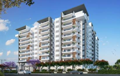 1336 sqft, 2 bhk Apartment in Builder The SKIGH Tadepalli, Guntur at Rs. 53.4400 Lacs
