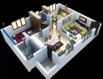 851 sqft, 2 bhk Apartment in Hebron Avenue Ramamurthy Nagar, Bangalore at Rs. 38.0000 Lacs