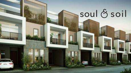 2460 sqft, 4 bhk Villa in Assetz Soul And Soil Chikkagubbi on Hennur Main Road, Bangalore at Rs. 2.1200 Cr