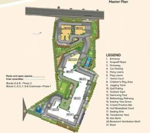 1710 sqft, 3 bhk Apartment in Builder Brigade Northridge Jakkur, Bangalore at Rs. 1.0602 Cr