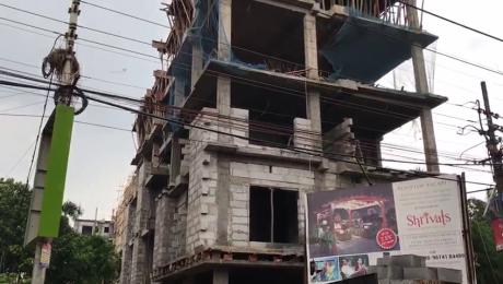 1221 sqft, 3 bhk Apartment in Nathany Shrivats Tollygunge, Kolkata at Rs. 53.7240 Lacs