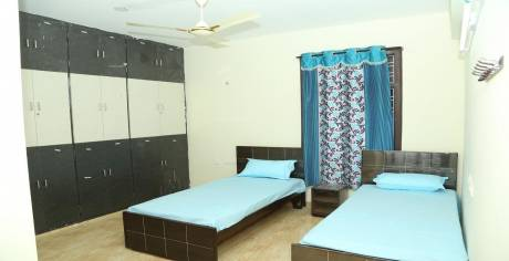 1400 sqft, 3 bhk Apartment in SMR Vinay Classic Hitech City, Hyderabad at Rs. 6500