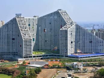 1628 sqft, 3 bhk Apartment in Amanora Future Towers Hadapsar, Pune at Rs. 38500