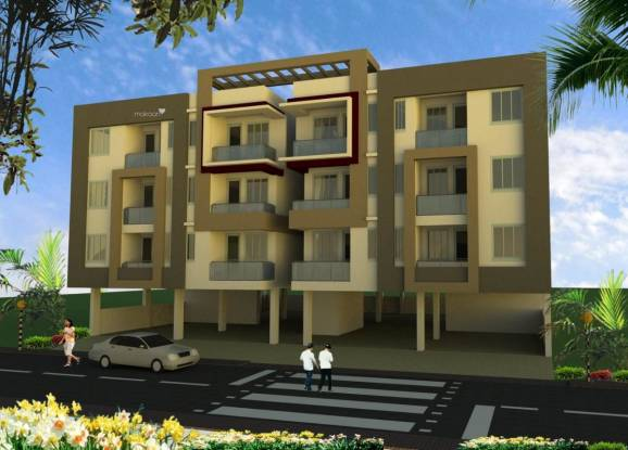 948 sqft, 2 bhk Apartment in Builder the address Kamla Nehru Nagar Road, Jaipur at Rs. 25.5960 Lacs