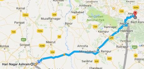 2160 sqft, Plot in Builder Project Jhandi Dhar Binsar Sanctuary Gate Road, Almora at Rs. 4.0000 Lacs