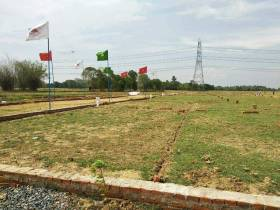 1,000 sq ft  Residential plot in Builder Project