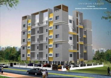590 sqft, 1 bhk Apartment in Builder Environ Green manjri bk Manjri Bk, Pune at Rs. 21.0000 Lacs