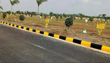 1494 sqft, Plot in Builder Project Gannavaram, Vijayawada at Rs. 12.4500 Lacs