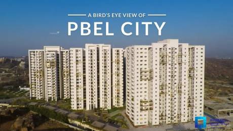 1534 sqft, 3 bhk Apartment in PBEL Jade At City Appa Junction Peerancheru, Hyderabad at Rs. 66.8200 Lacs
