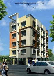 1010 sqft, 2 bhk Apartment in Builder Danish construction AA213 New Town Action Area I, Kolkata at Rs. 41.0000 Lacs