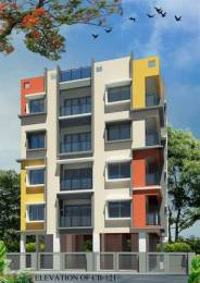 1225 sqft, 3 bhk Apartment in Builder Danish construction New Town Action Area I, Kolkata at Rs. 55.0000 Lacs
