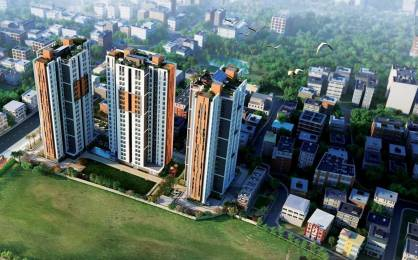 919 sqft, 2 bhk Apartment in Ambuja Uddipa Dum Dum, Kolkata at Rs. 49.6200 Lacs