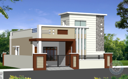 800 sqft, 2 bhk Villa in Builder Project Ponmar, Chennai at Rs. 28.5525 Lacs