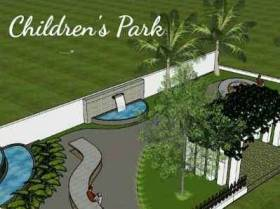 884 sq ft 2 BHK + 2T Villa in Builder ramana gardenz