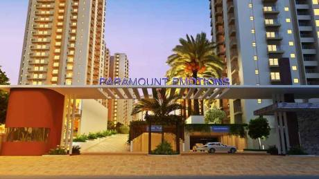 1520 sqft, 3 bhk Apartment in Paramount Emotions Sector 1 Noida Extension, Greater Noida at Rs. 45.5848 Lacs
