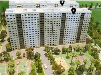 1000 sqft, 2 bhk Apartment in Builder Sobha Dream Gardens Kannur on Thanisandra Main Road, Bangalore at Rs. 45.0000 Lacs