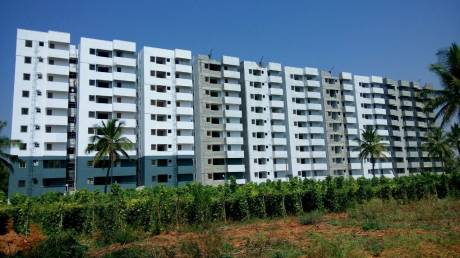 1008 sqft, 3 bhk Apartment in Builder Aryan palmgroves Marsur, Bangalore at Rs. 35.2800 Lacs