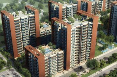 1895 sqft, 3 bhk Apartment in Puri Aanand Vilas Sector 81, Faridabad at Rs. 1.0000 Cr